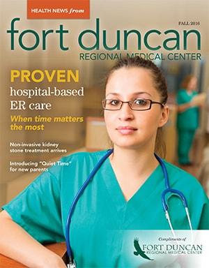 Health News Magazine Fall 2016 Cover Image